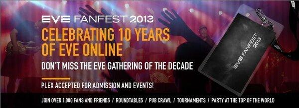 Fanfest 2013 - 10 éves az EVE!
