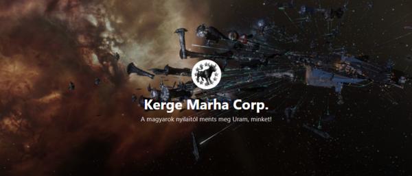 Kerge Marha Corp. - Toborzás.