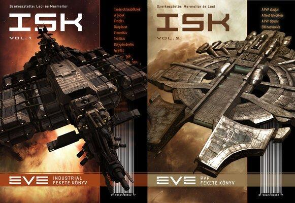 ISK Vol. 1 és ISK Vol. 2