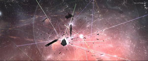Legvéresebb csata a wormhole (féregjárat) történelem során