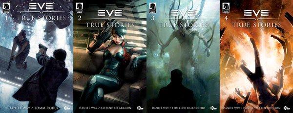 EVE: Igaz történetek